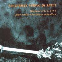 Quatuors pour cordes et bruitages