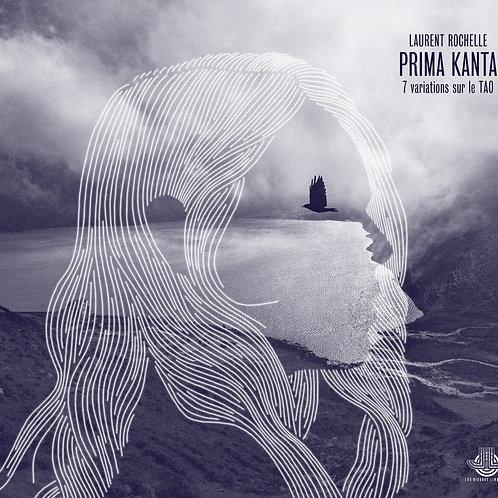 Laurent Rochelle PRIMA KANTA | CD digipack +livret 10 pages