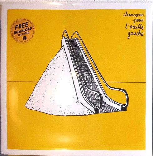 LP Chansons pour l'oreille gauche / jaune