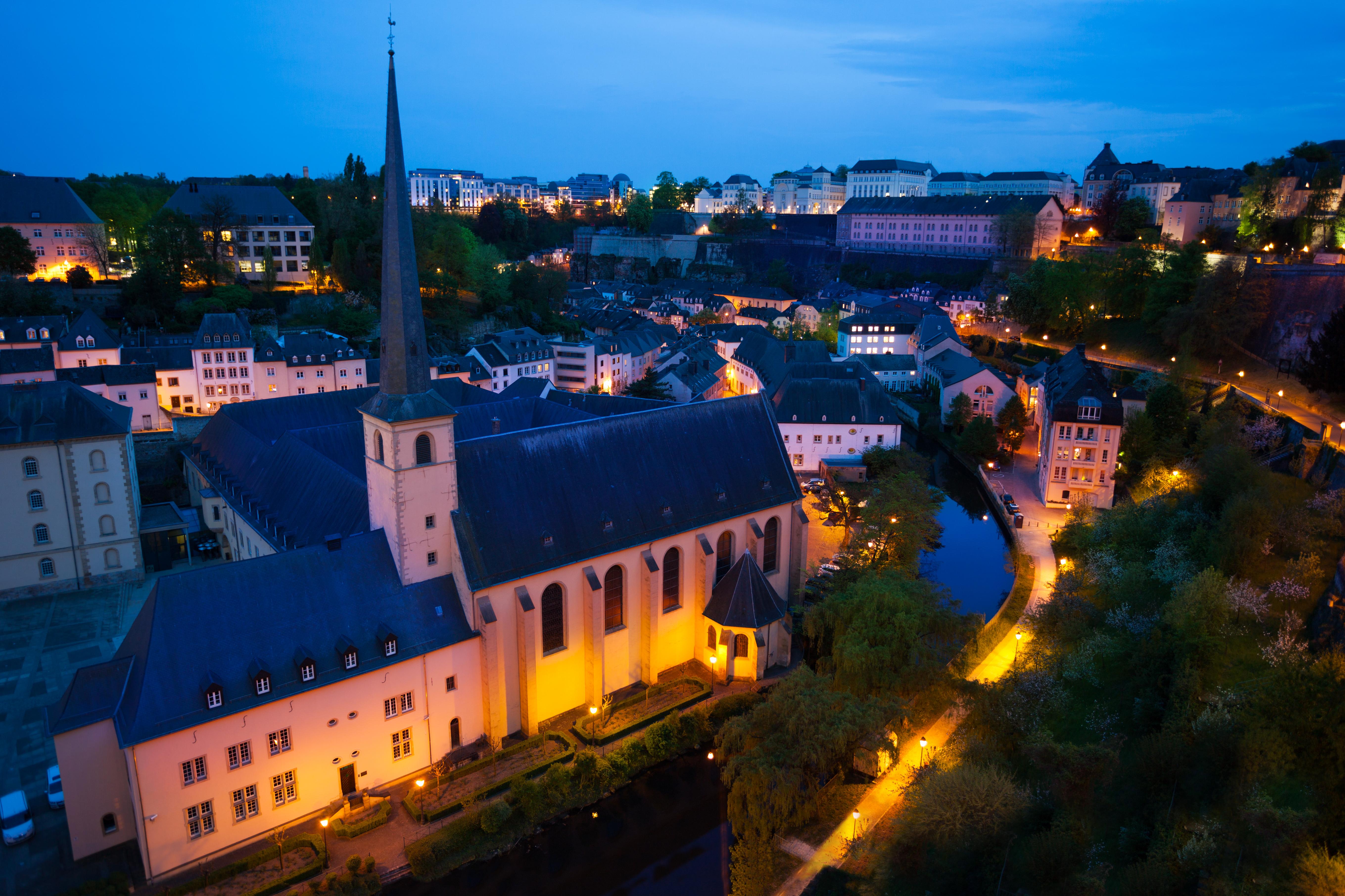 Abbey de Neumünster