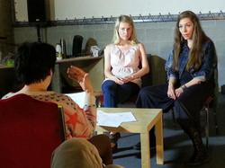 Casting workshop