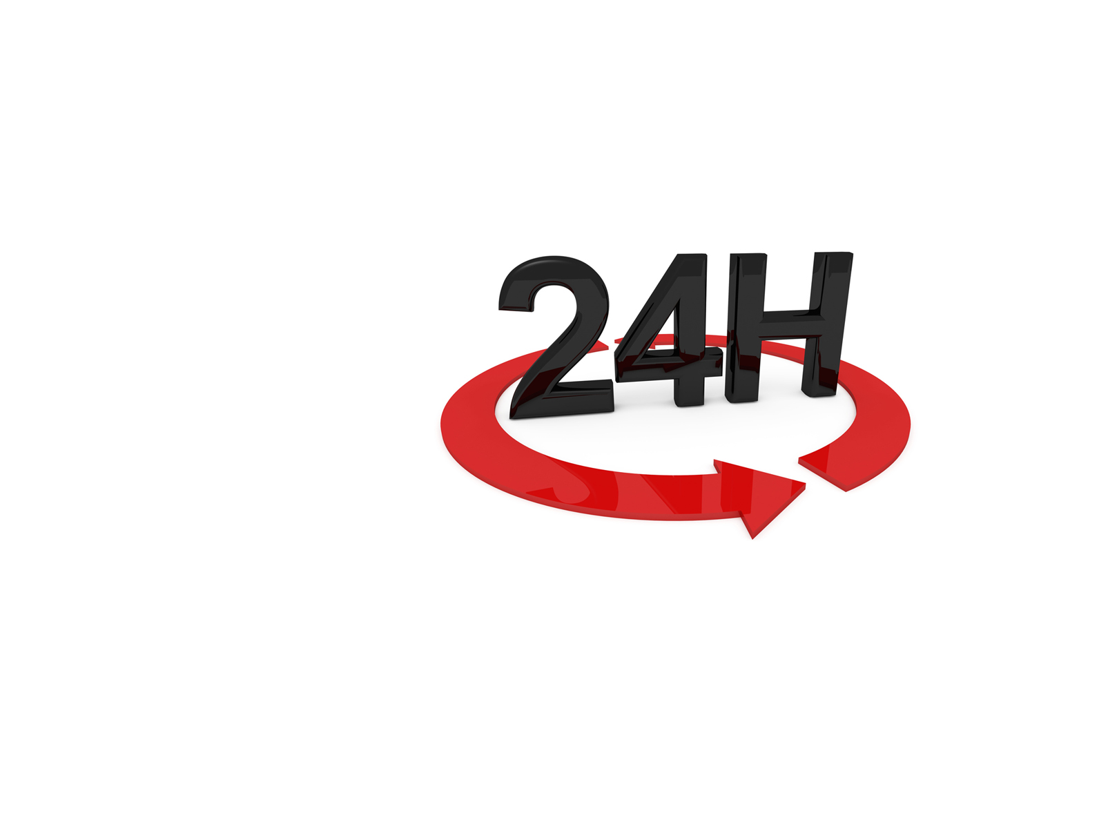 24H ERREICHBAR