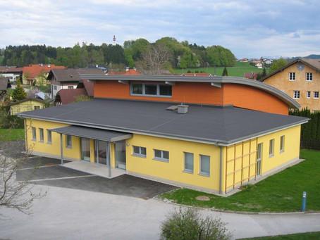 2009 - 115 Jahre TMK Köstendorf und das neue Probenhaus