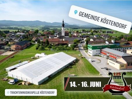 125 Jahre TMK Köstendorf - Fotos zum Fest