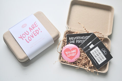 YOU ARE LOVED - Custom Care Package