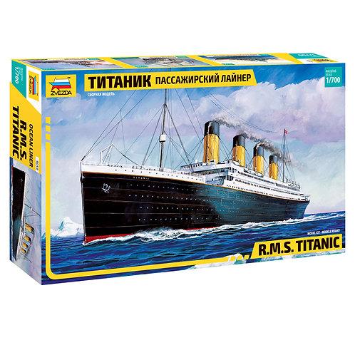 Звезда 9059. Пассажирский лайнер Титаник