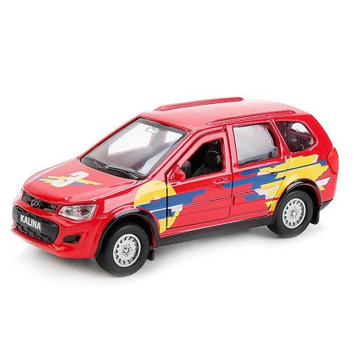 Технопарк Коллекционная модель автомобиля LADA KALINA