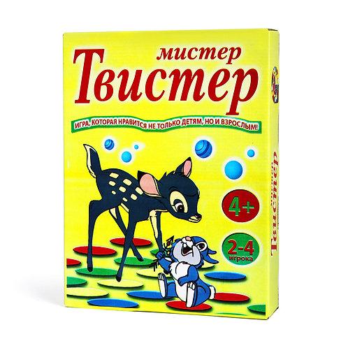 Игра для весёлой компании Мистер Твистер