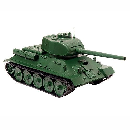 Сборная модель Танк Т-34