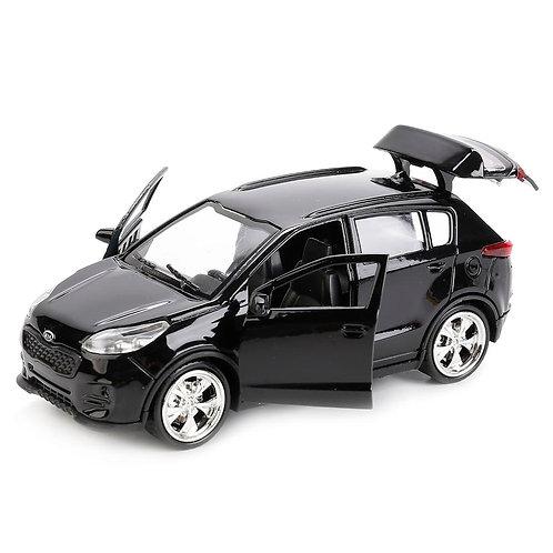 Технопарк Коллекционная модель автомобиля KIA Sportage