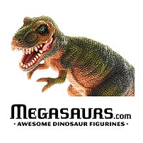 MEGASAURS фигурки динозавров