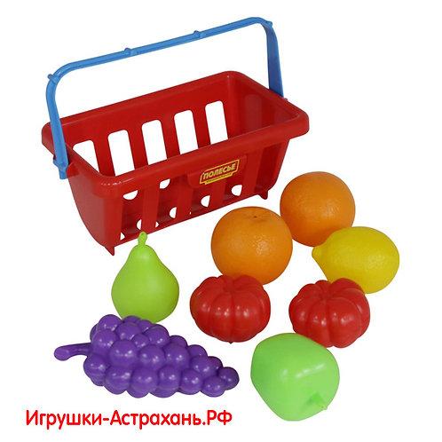Полесье. Набор продуктов с корзинкой