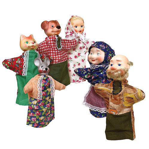 Огонёк. Кукольный театр Репка