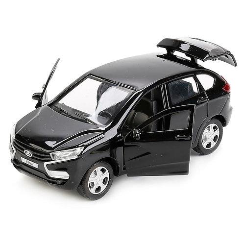 Технопарк Коллекционная модель автомобиля LADA XRAY