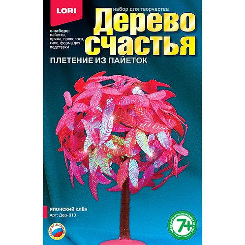 """LORI. Дерево счастья """"Японский клён"""""""