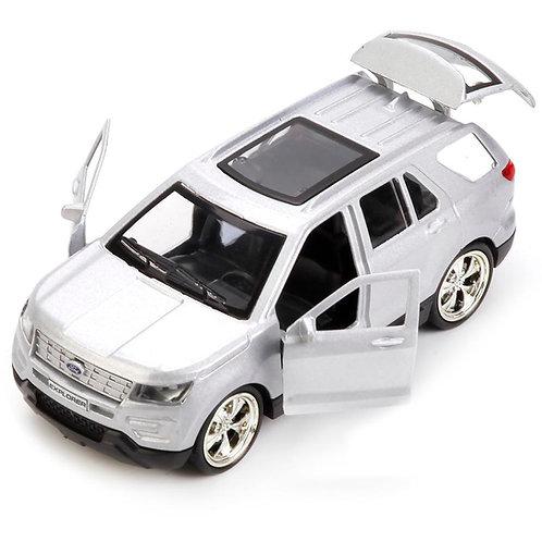 Технопарк Коллекционная модель автомобиля FORD EXPLORER