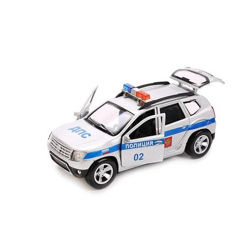 Технопарк Коллекционная модель автомобиля ДПС Renault Duster