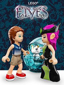 Купить Lego Elves Лего Эльфы в Астрахани