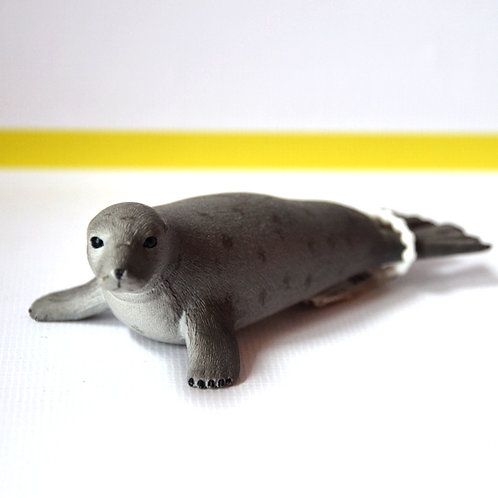 "Animal Planet. Коллекционная фигурка ""Серый тюлень"""