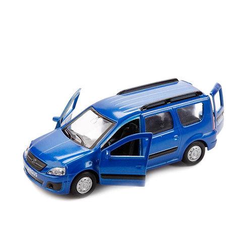 Технопарк Коллекционная модель автомобиля АвтоВАЗ Лада Ларгус