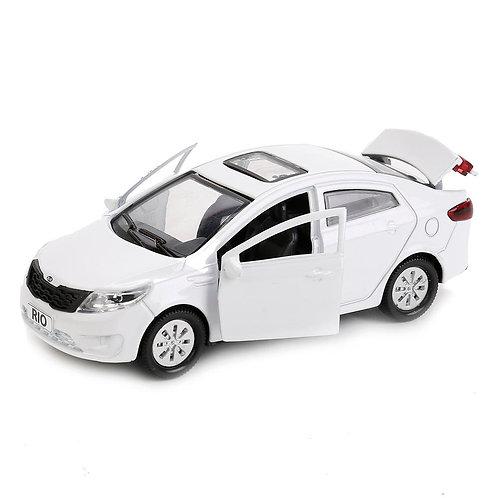 Технопарк Коллекционная модель автомобиля KIA RIO