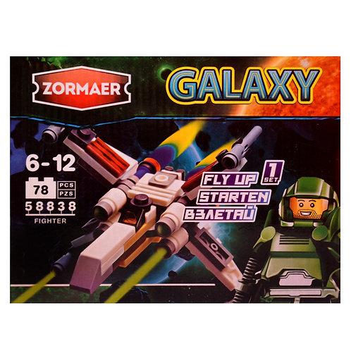 Конструктор Zormaer 58838 Воздушный боец