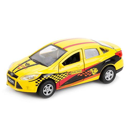 Технопарк Коллекционная модель автомобиля FORD FOCUS Спорт
