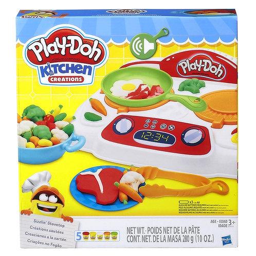 Игровой набор Плейдо Кухонная плита
