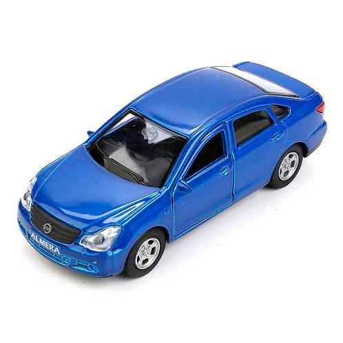 Технопарк Коллекционная модель автомобиля Nissan Almera