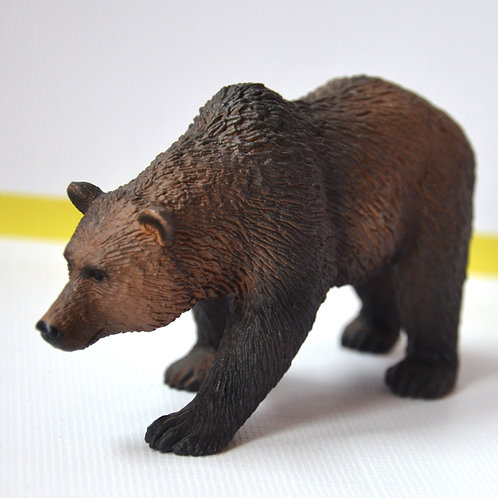 "Animal Planet. Коллекционная фигурка ""Медведь Гризли"""