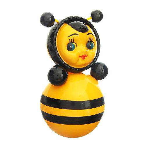 Неваляшка 6С-011 Пчёлка 22 см