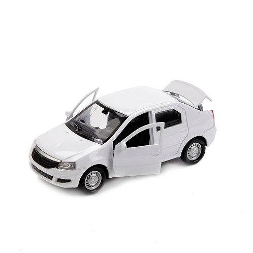 Технопарк Коллекционная модель автомобиля Renault Logan