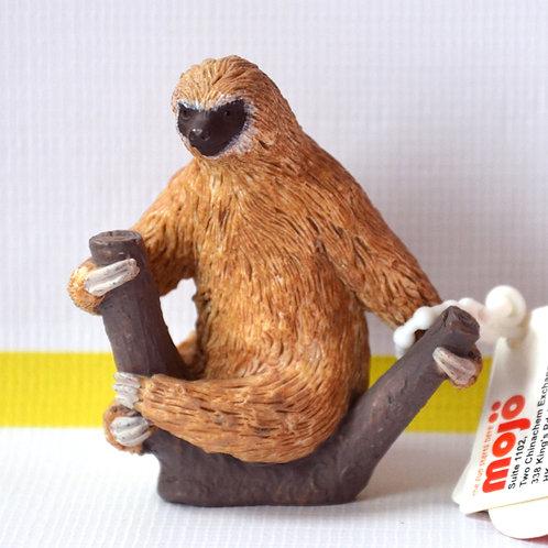 Animal Planet. Коллекционная фигурка Ленивец двупалый