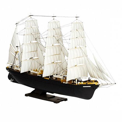 Сборная модель Парусный корабль Крузенштерн