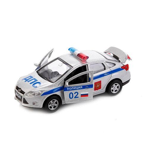 Технопарк Коллекционная модель автомобиля ДПС FORD FOCUS