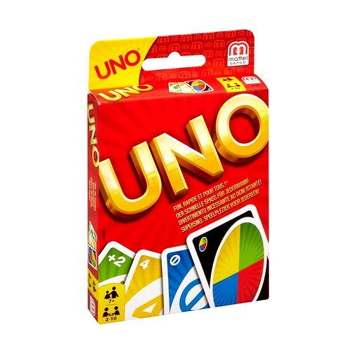 Настольная игра UNO (Mattel)