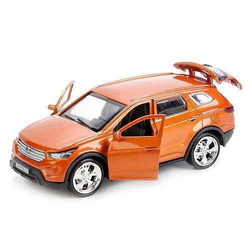 Технопарк Коллекционная модель автомобиля Hyundai Santa Fe