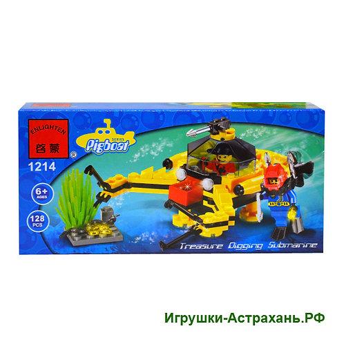 Конструктор Brick 1214 Подводная лодка