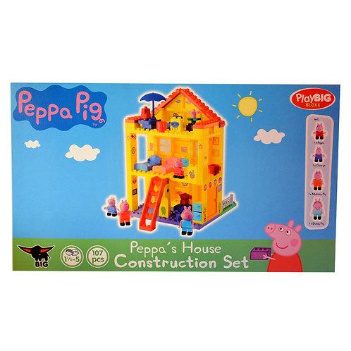 Конструктор Свинка Пеппа - Любимый дом свинки Пеппы