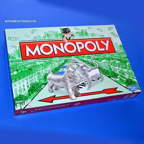Настольная игра Монополия Классическая с кошкой