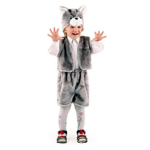 Карнавальный костюм Серый Кот