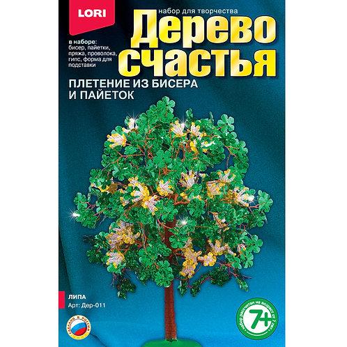 """LORI. Дерево счастья """"Липа"""""""