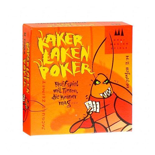 Настольная игра Тараканий покер