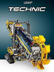 Купить Lego Technic в Астрахани