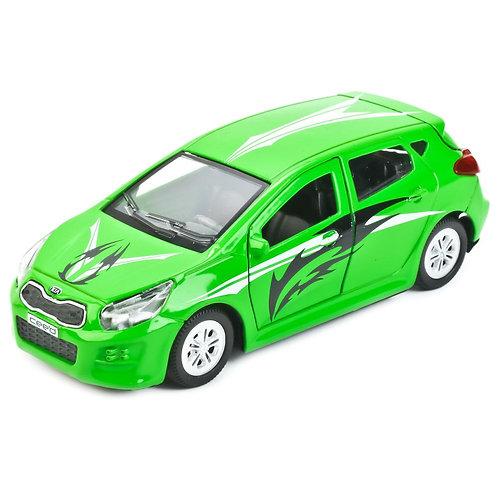 Технопарк Коллекционная модель автомобиля KIA CEED