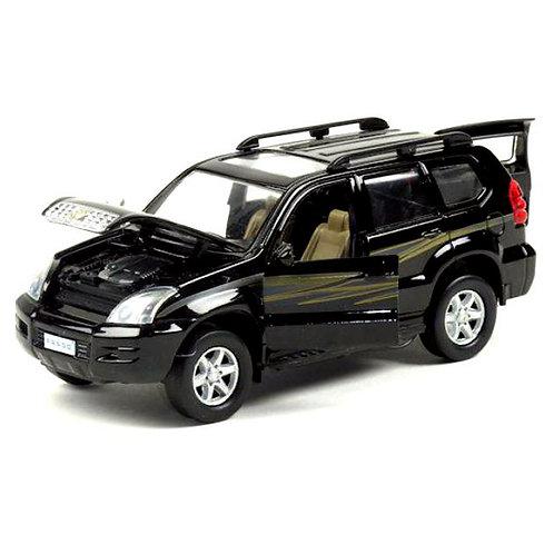 Технопарк Коллекционная модель автомобиля TOYOTA LAND CRUISER PRADO