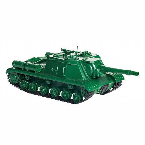 Сборная модель самоходная установка ИСУ-152