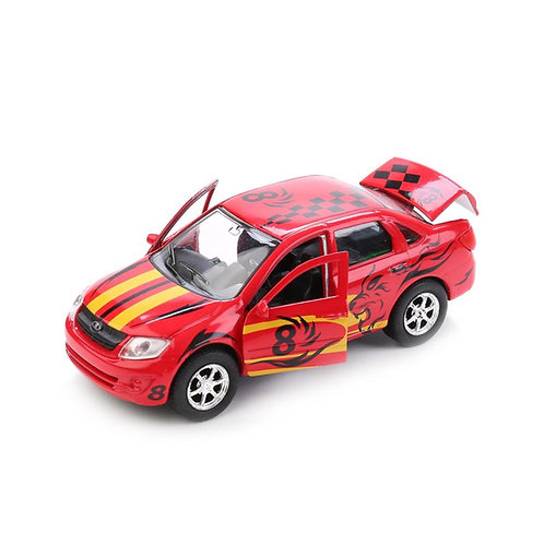 Технопарк Коллекционная модель автомобиля LADA GRANTA