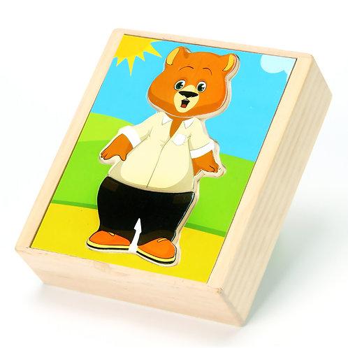Игрушка Одень медвежонка в ассортименте