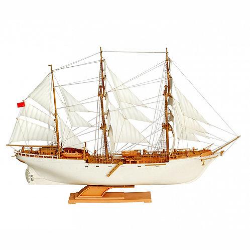 Сборная модель Парусный корабль Товарищ